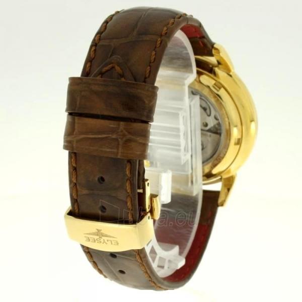 Vīriešu pulkstenis ELYSEE Vintage Master 80547 Paveikslėlis 5 iš 6 30069610206