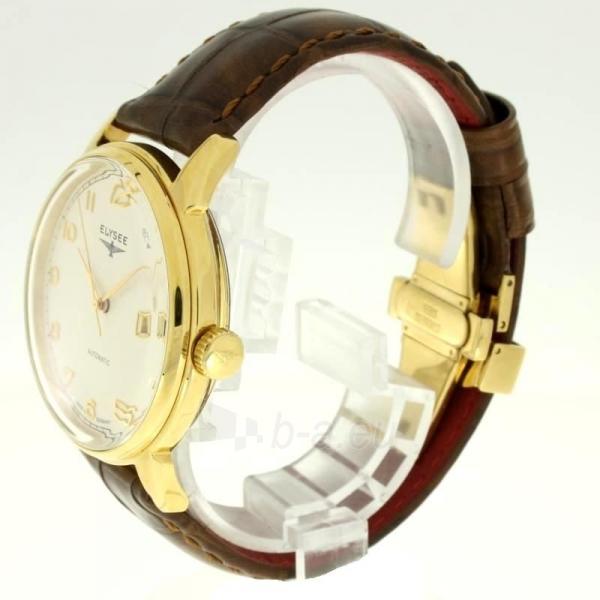 Vīriešu pulkstenis ELYSEE Vintage Master 80547 Paveikslėlis 6 iš 6 30069610206