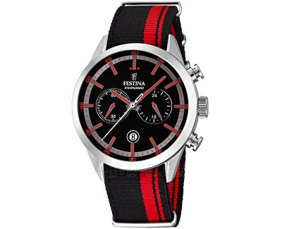 Vyriškas laikrodis Festina Chrono 16827/4 Paveikslėlis 1 iš 1 30069605168