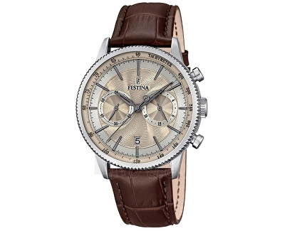 Male laikrodis Festina Chrono 16893/7 Paveikslėlis 1 iš 1 30069610404