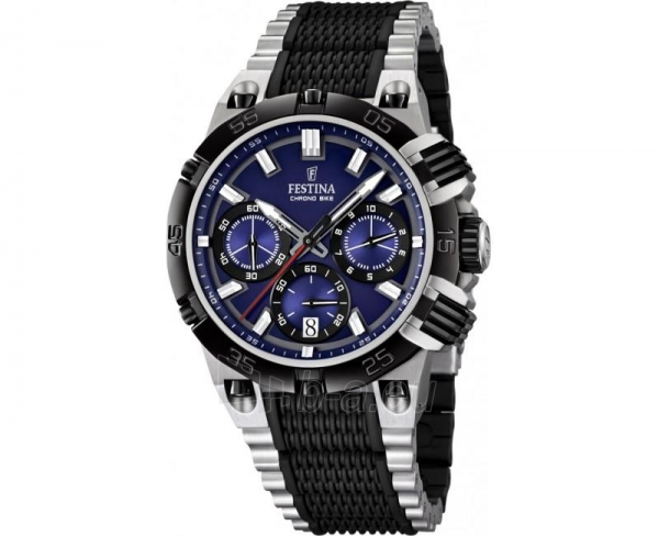 Men's watch Festina Chrono Bike Tour De France 2014 16775/2 Paveikslėlis 1 iš 1 30069602828