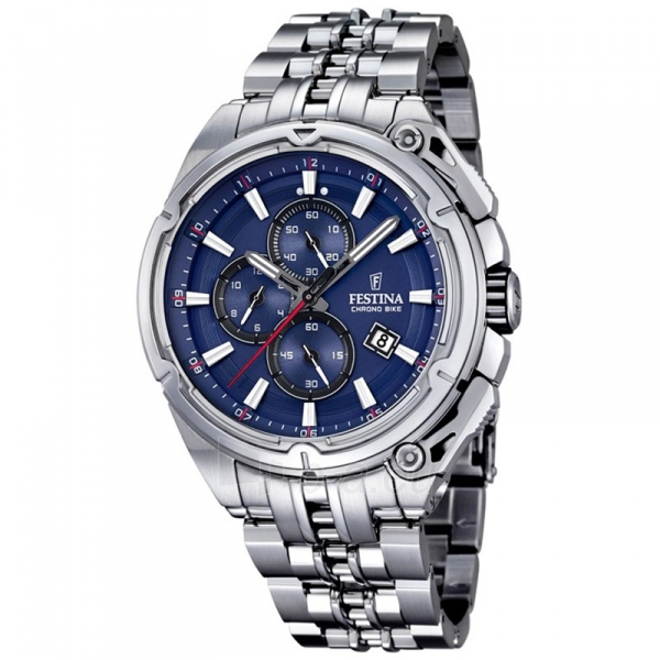 Men's watch Festina Chrono Bike Tour De France 2015 16881/2 Paveikslėlis 1 iš 1 30069605403