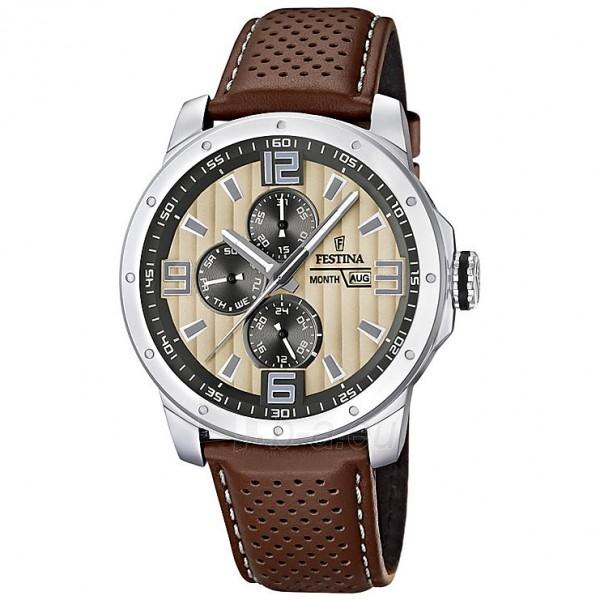 Vyriškas laikrodis Festina F16585/6 Paveikslėlis 1 iš 1 310820009653