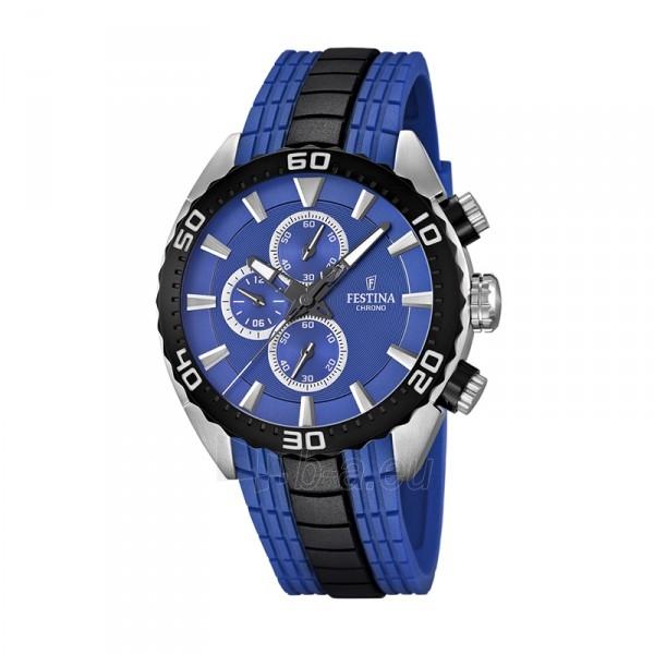Vīriešu pulkstenis Festina F16664/6 Paveikslėlis 1 iš 6 30069607309