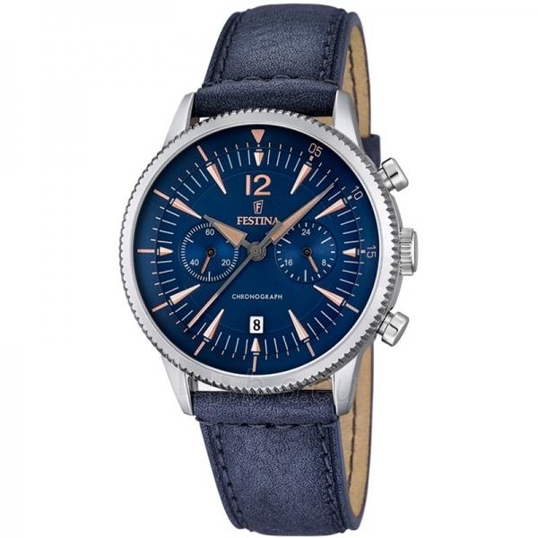 Vīriešu pulkstenis Festina F16870/2 Paveikslėlis 1 iš 1 30069610236