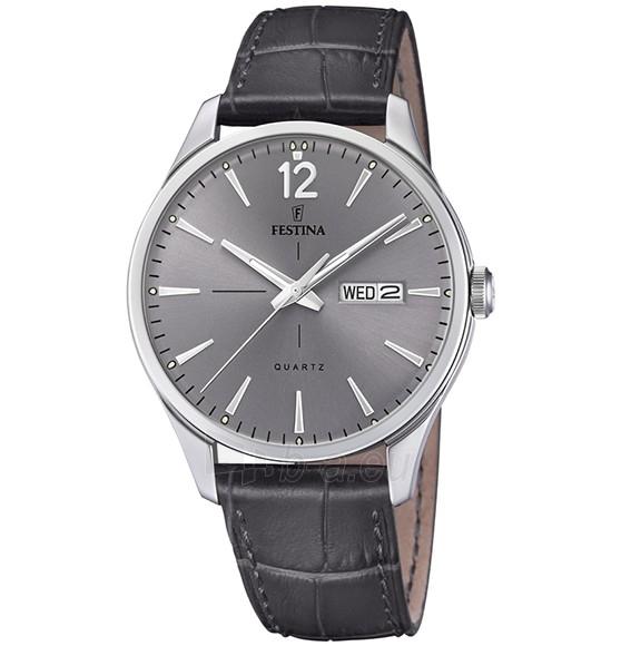 Vyriškas laikrodis Festina F20205/2 Paveikslėlis 1 iš 1 310820105234