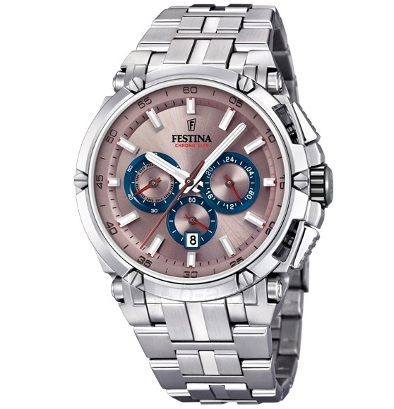 Vīriešu pulkstenis Festina F20327/5 Paveikslėlis 1 iš 1 310820105760