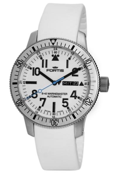 Male laikrodis Fortis B-42 Mariner Automatic 647.11.42.SI.02 Paveikslėlis 1 iš 2 30069607468