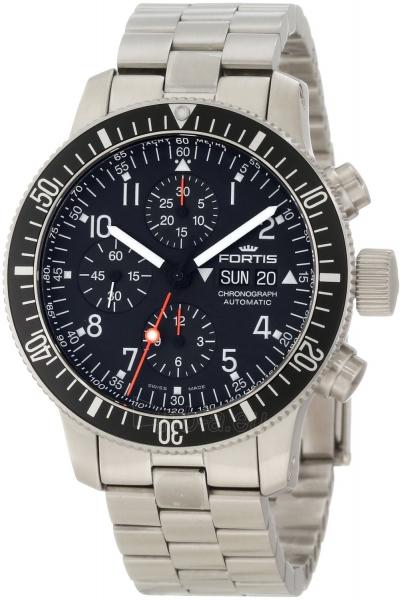 Vyriškas laikrodis Fortis B-42 Official Cosmonauts 638.10.11M Paveikslėlis 1 iš 6 30069607418