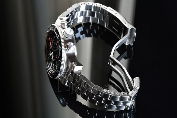 Vyriškas laikrodis Fortis B-42 Official Cosmonauts 638.10.11M Paveikslėlis 5 iš 6 30069607418