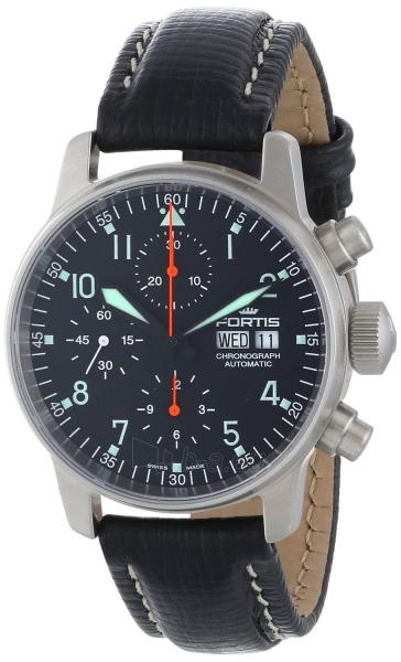 Male laikrodis Fortis Flieger Classic Automatic 597.11.11L Paveikslėlis 1 iš 3 30069607470