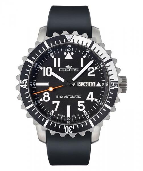 Male laikrodis Fortis Marinemaster 670.17.41K Paveikslėlis 1 iš 2 30069607471