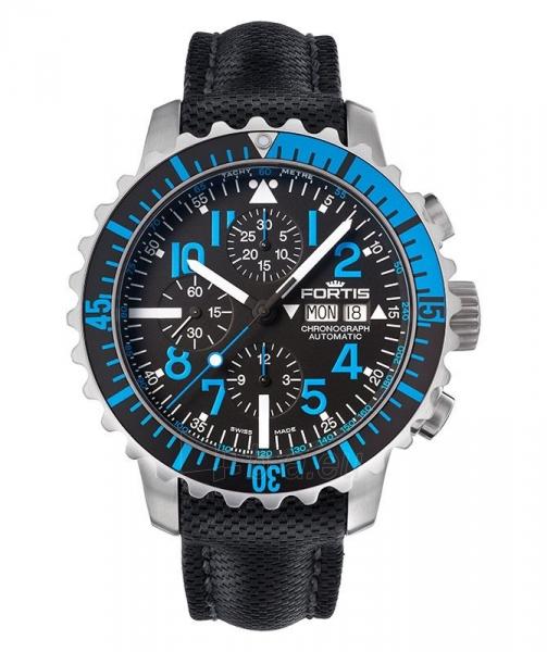 Vīriešu pulkstenis Fortis Marinemaster 671.15.45L.01 Paveikslėlis 1 iš 3 30069607472