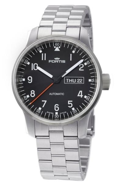 Vyriškas laikrodis Fortis Spacematic Pilot Proffesional Automatic 623.10.71M Paveikslėlis 1 iš 3 30069607473