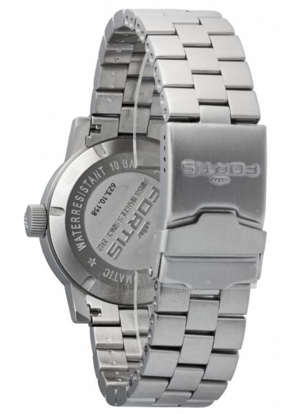 Vyriškas laikrodis Fortis Spacematic Pilot Proffesional Automatic 623.10.71M Paveikslėlis 3 iš 3 30069607473