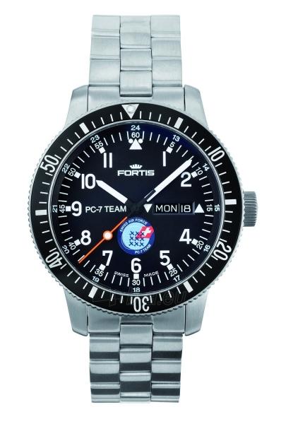 Male laikrodis Fortis Team PC-7 647.10.91M Paveikslėlis 1 iš 2 30069607474