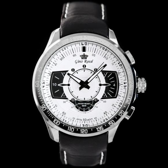 Male laikrodis Gino Rossi  GR1565JB Paveikslėlis 1 iš 2 30069609840