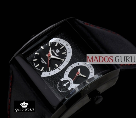 Gino Rossi Dual Time pulkstenis GR8200J Paveikslėlis 3 iš 3 30069600072
