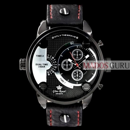 Men's watch Gino Rossi Dual Time GR872JR Paveikslėlis 1 iš 1 30069604676