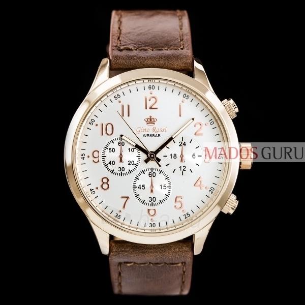 Men's watch Gino Rossi GR1231RS Paveikslėlis 1 iš 4 30069605123