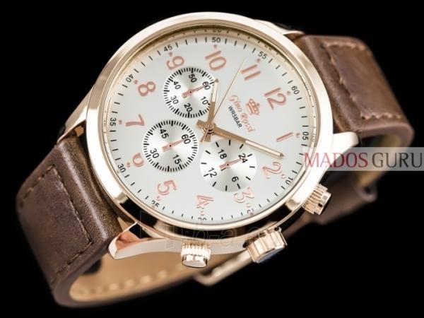 Men's watch Gino Rossi GR1231RS Paveikslėlis 2 iš 4 30069605123