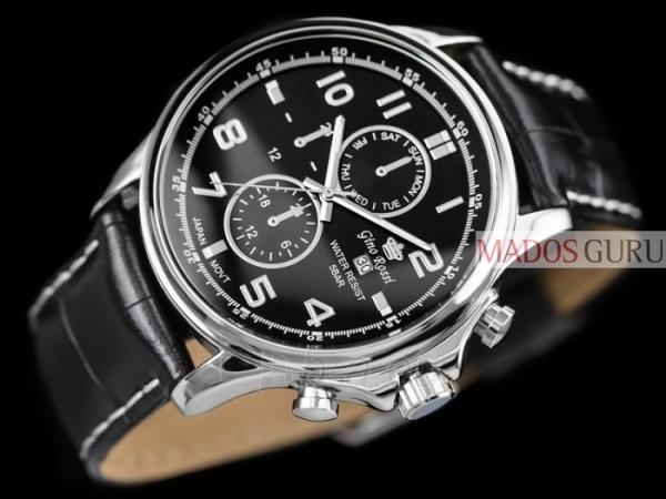 Vīriešu Gino Rossi pulkstenis GR1374JJ Paveikslėlis 2 iš 5 30069605124