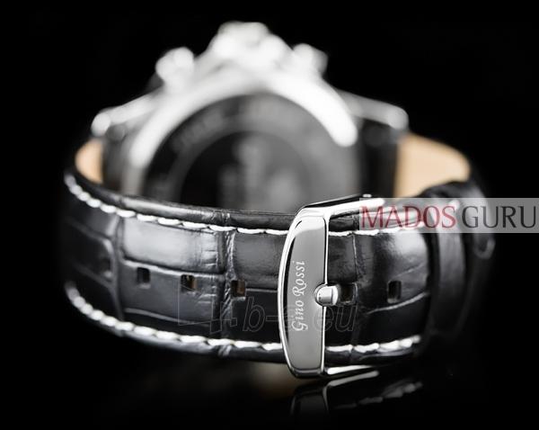 Vīriešu Gino Rossi pulkstenis GR1374JJ Paveikslėlis 4 iš 5 30069605124
