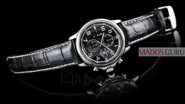 Vīriešu Gino Rossi pulkstenis GR1374JJ Paveikslėlis 5 iš 5 30069605124