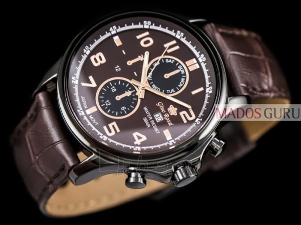 Vyriškas laikrodis Gino Rossi GR1374RR Paveikslėlis 2 iš 5 30069605087