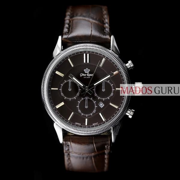 Vīriešu Gino Rossi pulkstenis GR2569R Paveikslėlis 1 iš 2 30069600783