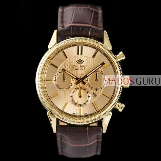 Vīriešu Gino Rossi pulkstenis GR2569RG Paveikslėlis 1 iš 5 30069604809