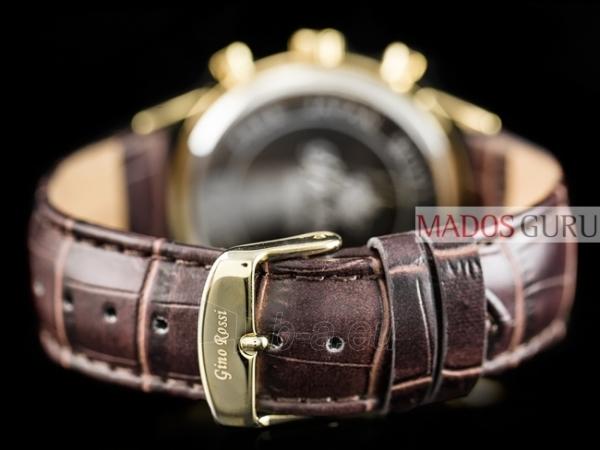 Vīriešu Gino Rossi pulkstenis GR2569RG Paveikslėlis 4 iš 5 30069604809