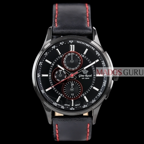 Vyriškas laikrodis Gino Rossi GR3161JR Paveikslėlis 1 iš 5 30069605135