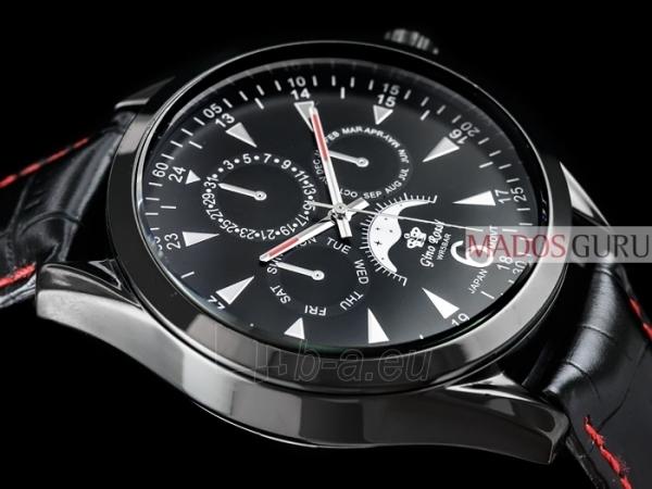 Vyriškas laikrodis Gino Rossi GR3359JR Paveikslėlis 3 iš 5 30069605136