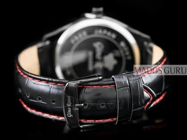 Vyriškas laikrodis Gino Rossi GR3359JR Paveikslėlis 4 iš 5 30069605136