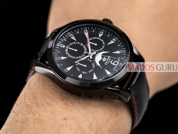 Vyriškas laikrodis Gino Rossi GR3359JR Paveikslėlis 5 iš 5 30069605136