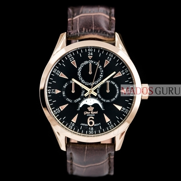 Vyriškas laikrodis Gino Rossi GR3359RJ Paveikslėlis 1 iš 5 30069605103