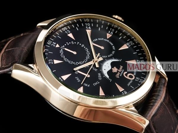 Vyriškas laikrodis Gino Rossi GR3359RJ Paveikslėlis 3 iš 5 30069605103