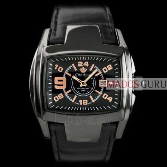 Vīriešu Gino Rossi pulkstenis GR6433JG Paveikslėlis 1 iš 1 30069600899
