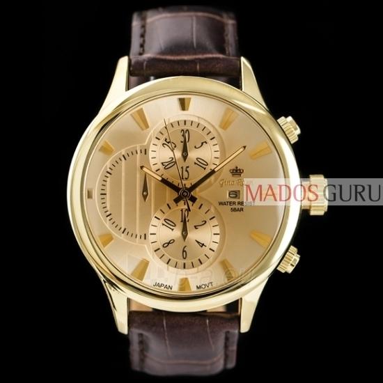 Vyriškas laikrodis Gino Rossi GR8006RG Paveikslėlis 1 iš 5 30069604813
