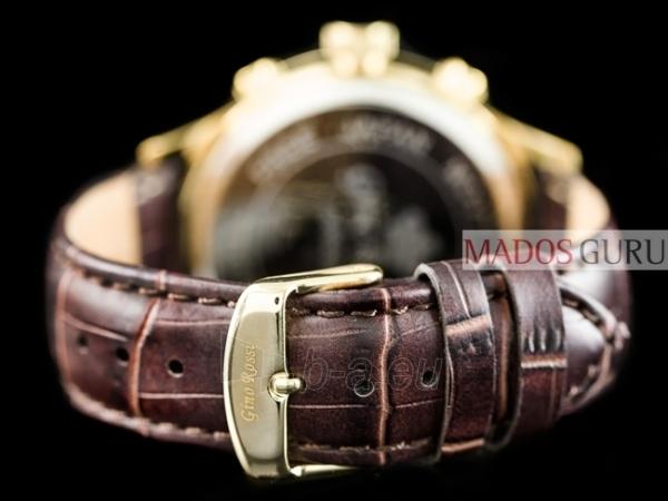Vyriškas laikrodis Gino Rossi GR8006RG Paveikslėlis 4 iš 5 30069604813