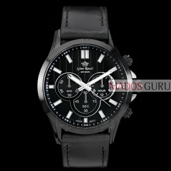 Vīriešu Gino Rossi pulkstenis GR8071JJ Paveikslėlis 1 iš 1 30069604815
