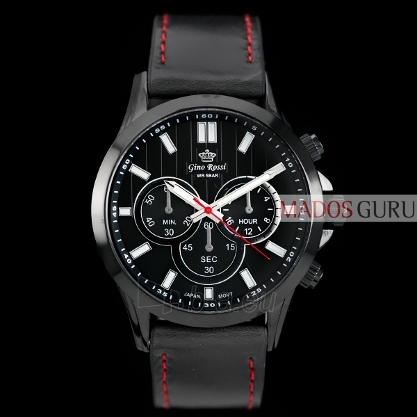 Vīriešu Gino Rossi pulkstenis GR8071JR Paveikslėlis 1 iš 1 30069600805