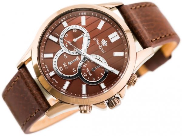 Vyriškas laikrodis Gino Rossi GR8071RR Paveikslėlis 2 iš 5 30069605185