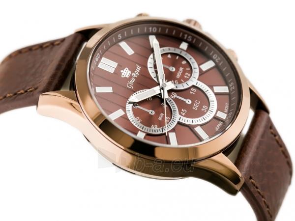 Vyriškas laikrodis Gino Rossi GR8071RR Paveikslėlis 3 iš 5 30069605185