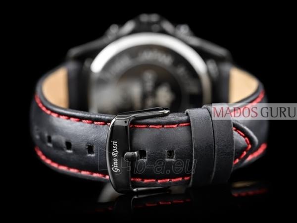 Vyriškas laikrodis Gino Rossi GR8225JR Paveikslėlis 4 iš 5 30069605146