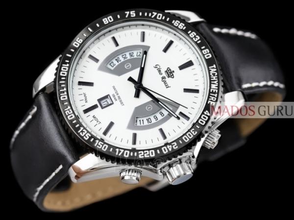 Vyriškas laikrodis Gino Rossi GR8225JS Paveikslėlis 2 iš 5 30069605147