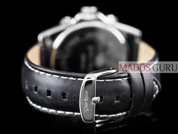 Vyriškas laikrodis Gino Rossi GR8225JS Paveikslėlis 5 iš 5 30069605147