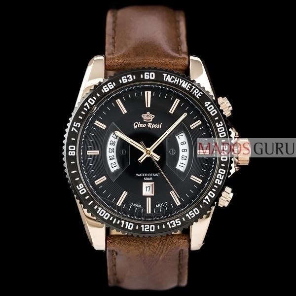 Men's watch Gino Rossi GR8225RJ Paveikslėlis 1 iš 2 30069605148