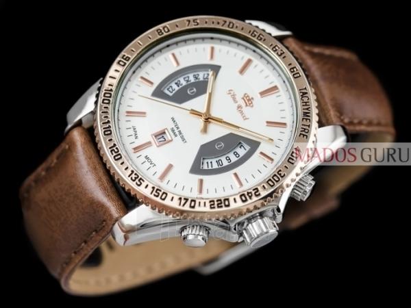 Vyriškas laikrodis Gino Rossi GR8225RS Paveikslėlis 3 iš 6 30069605149